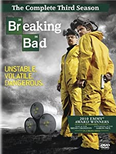 Breaking Bad: The Complete Third Season from Sony