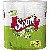 Scott  Naturals Towels, 102 Sheets, 2 Count