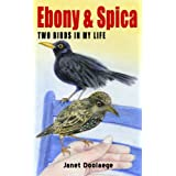 EBONY AND SPICA: Two Birds in my Lifepar Janet Doolaege