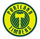Portland Timbers MLS - United States Football Soccer Futbol - Car Sticker - 4""