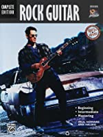 Complete Rock Guitar Method Complete Edition: Book & MP3 CD