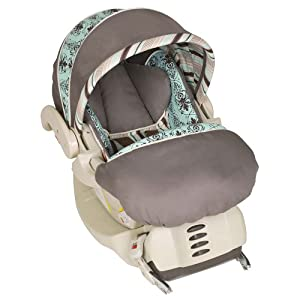 Amazon.com : Infant Car Seat Fleece Cover - Giraffe Design