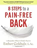 img - for 8 Steps to a Pain-Free Back: Natural Posture Solutions for Pain in the Back, Neck, Shoulder, Hip, Knee, and Foot by Esther Gokhale (2008) Paperback book / textbook / text book