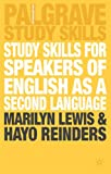 Study Skills for Speakers of English as a Second Language (Palgrave Study Guides)