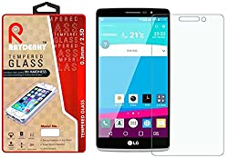 Raydenhy Premium Quality Tempered Glass For LG G4 Stylus