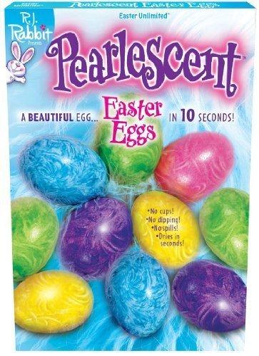 pearlescent egg kit - PERLEFFEKT-Ei-Dekoration-kit