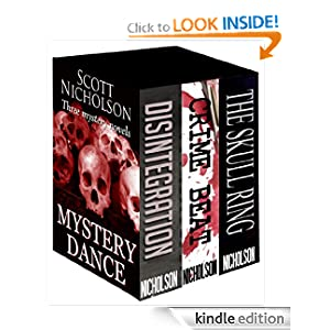 MYSTERY DANCE: An omnibus edition containing more than 200,000 words.