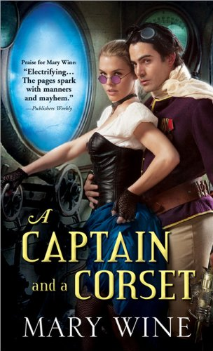 Image of A Captain and a Corset (Steam Guardian)