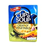 Batchelors Cup a Soup Cream Of Vegetable 126g