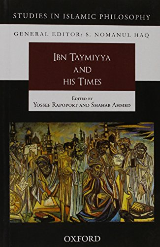 Ibn Taymiyya and his Times (Strategic Issue Papers)
