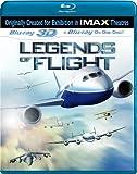 IMAX Legends of Flight [Blu-ray 3D + Blu-ray]
