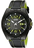 Citizen Men's AW1385-11H Drive From Citizen Eco-Drive BRT Analog Display Japanese Quartz Black Watch