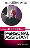 Getting a Top Job as a Personal Assistant