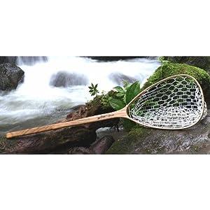 Brodin mackenzie ghost landing net fishing for Amazon fishing net