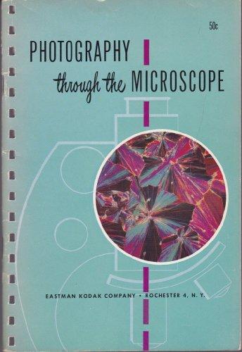 Photography Through The Microscope (1952) Kodak