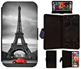 FioMi Flip Cover Größe L Universal Schutz Hülle Handy