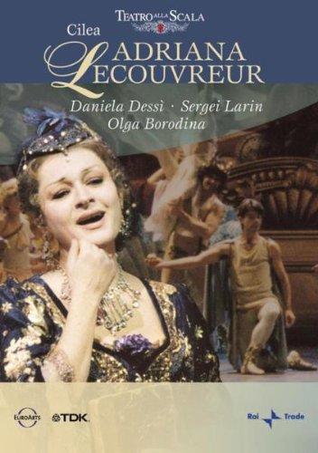 Adriana Lecouvreur (Teatro Alla Scala) - Francesco Cilea - DVD