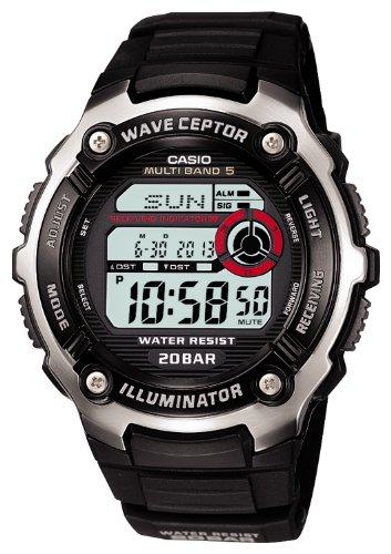 WaveCeptor [sports watches / outdoor / radio CASIO Casio] WV-M200 WVM200