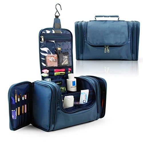 Lavievert Toiletry Bag Makeup Organizer Cosmetic Bag Portable Travel Kit Organizer
