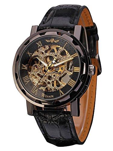 mens-mechanical-wrist-watch-with-elegant-skeleton-dial-black
