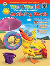 Activity Book and Poster