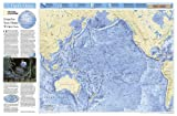 National Geographic Maps Pacific Ocean Floor Wall Maps World