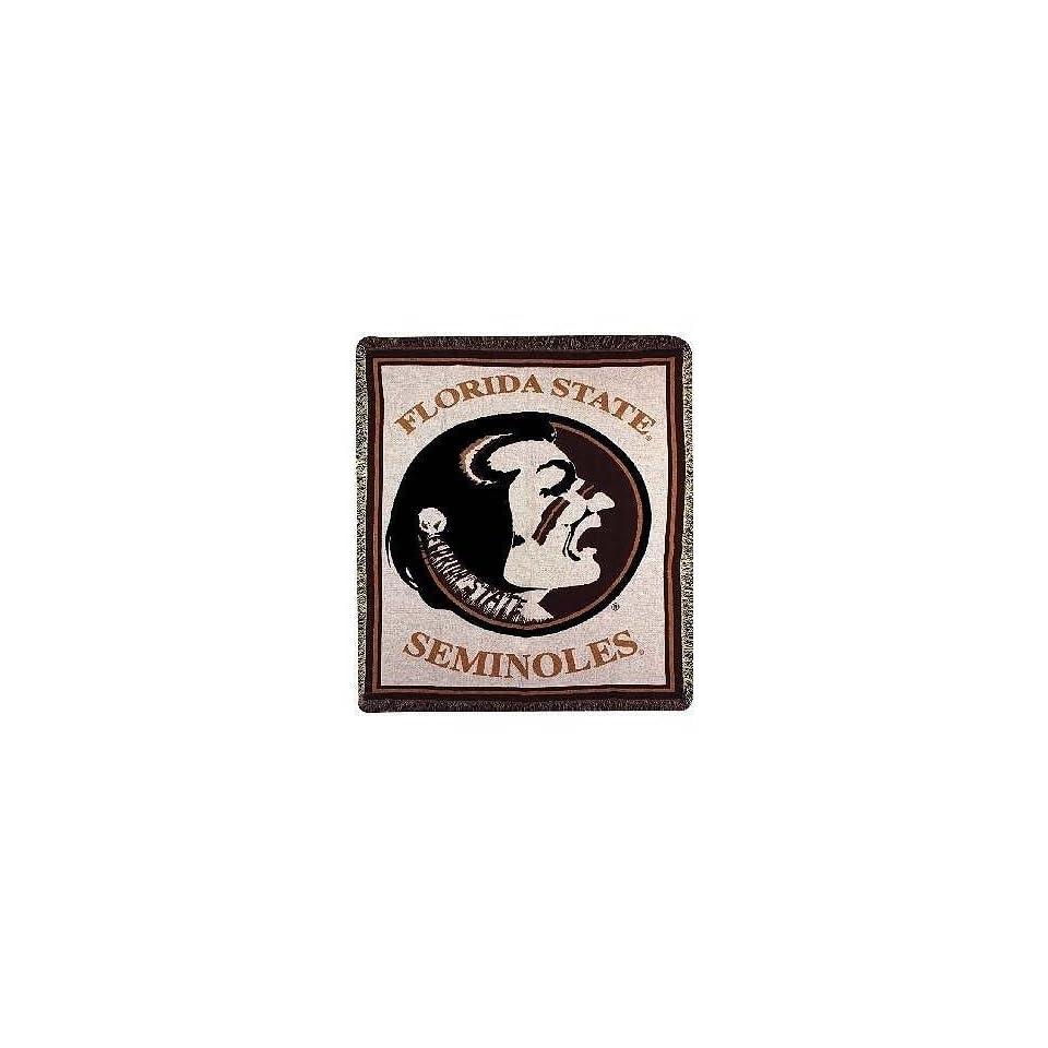 Florida State Seminoles Mascot Tapestry Throw