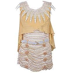 Wish Karo Party wear Two piece dress CSL045