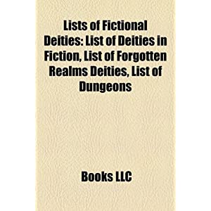 Amazon.com: Lists of Fictional Deities: List of Deities in Fiction ...