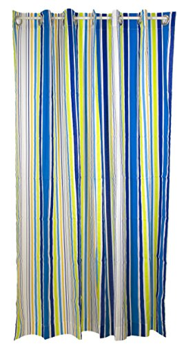 Pam Grace Creations Shower Curtain, Rockstar