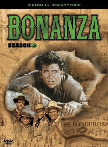 Bonanza - Season 5 (4 DVDs)