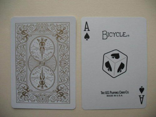 Bicycle Gold Trace Deck Playing Cards - 1