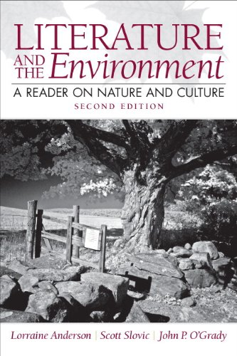 Literature and the Environment: A Reader on Nature and Culture with NEW MyLiteratureLab -- Access Card Package (2nd Edit