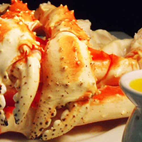 Colossal King Crab Legs - The Captain's Reserve