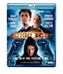 Dr. Who Pt1/2 End of Time [Blu-ray]