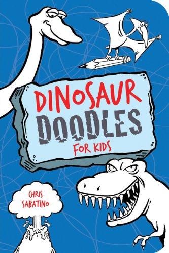 Dinosaur Doodles front-922159