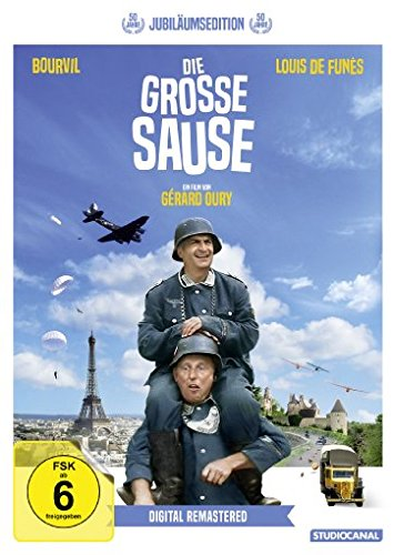 Die große Sause (Jubiläumsedition, digital remastered) [2 DVDs]