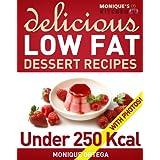 32 Delicious Low-Fat Dessert Recipes Under 250 Caloriesby Monique Ortega