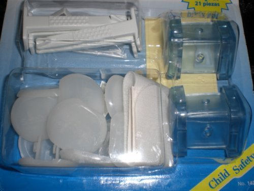 Safety 1st Baby/child Home Safety Starter Kit, 21 Piece Set