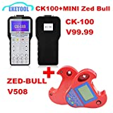 Best Quality CK100 V99.99 SBB V48.99 V48.88 SBB PRO2 V48.88 No Tokens Limited&MINI Zed Bull V508 Multi-Language Multi-Cars (CK100 99.99 ZED BULL) (Color: CK100 99.99 ZED BULL)