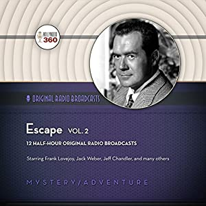 Escape, Vol. 2 Radio/TV Program