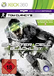 Tom Clancy's Splinter Cell Blacklist - [Xbox 360]
