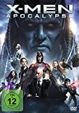 DVD & Blu-ray - X-Men Apocalypse