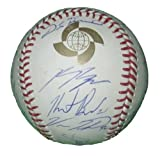 2013 Team USA Autographed 2013 World Baseball Classic Official Game Baseball Featuring 22 Signatures Total! Proof Photos