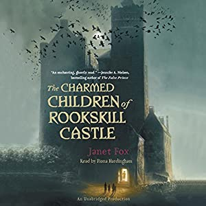 The Charmed Children of Rookskill Castle Audiobook