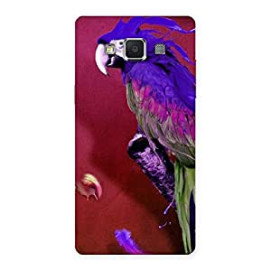 Magic Parrot Back Case Cover for Samsung Galaxy A5