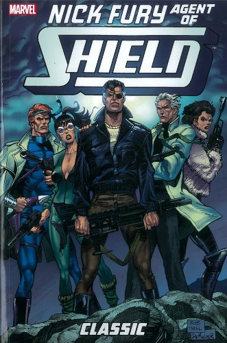 Nick Fury Classic 01 Agent Of Shield (Nick Fury, Agent of S.H.I.E.L.D.)