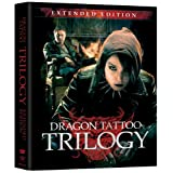 Dragon Tattoo Trilogy: Extended Edition ~ Noomi Rapace