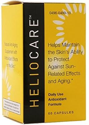 Heliocare Antioxidant Formula Capsules 60 Capsules