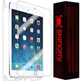 Skinomi® TechSkin - Apple iPad mini With Retina Display Wi-Fi + LTE 2013 (2nd Generation) Screen Protector Ultra Clear Shield + Full Body Protective Skin + Lifetime Warranty